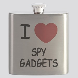 SPY_GADGETS Flask