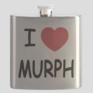 I heart MURPH Flask