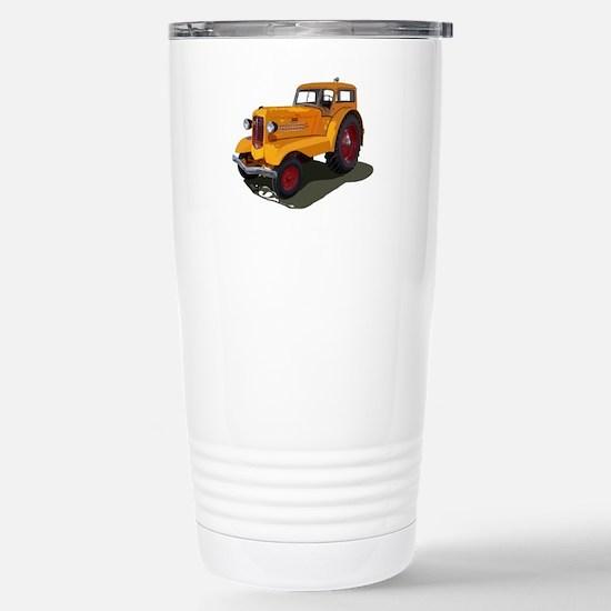 UDLX Comfortractor Stainless Steel Travel Mug