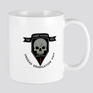 1st Zombie Hunters Mug