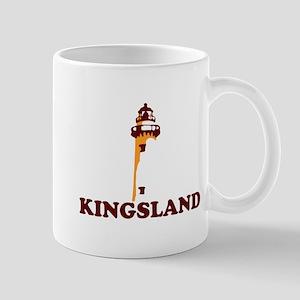Kingsland GA - Lighthouse Design. Mug
