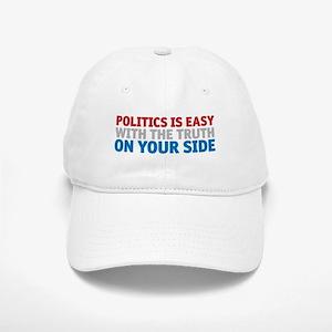 Politics is Easy Cap