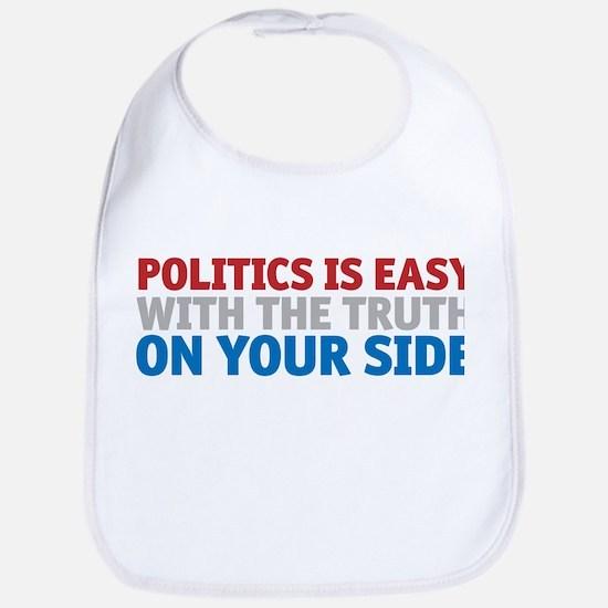 Politics is Easy Bib