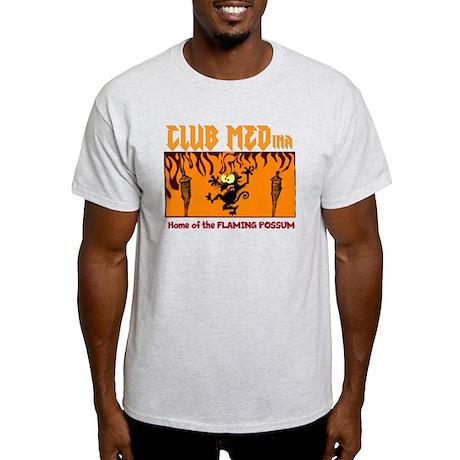 Flaming Possum Light T-Shirt