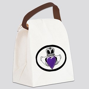 CysticFibrosis Canvas Lunch Bag