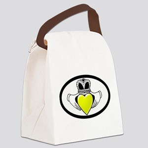Troops Canvas Lunch Bag