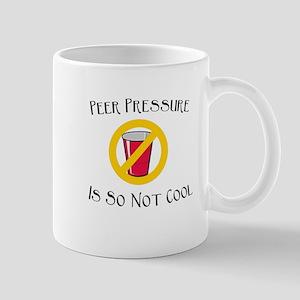Stop Peer Pressure Mug