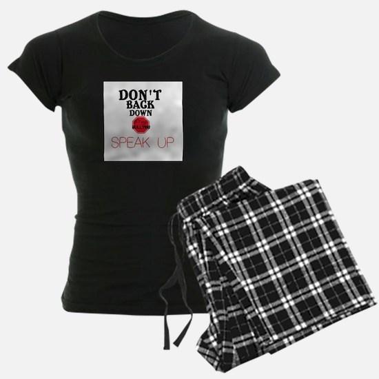 Stop Bullying Pajamas
