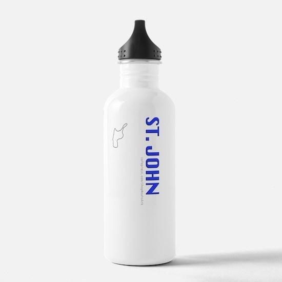 Funny St john Water Bottle