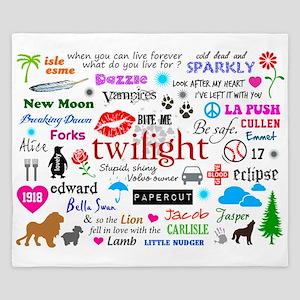 Twilight Memories King Duvet