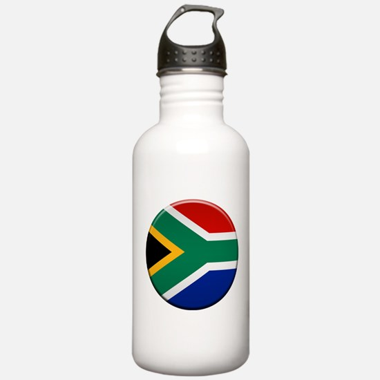 South African Button Water Bottle