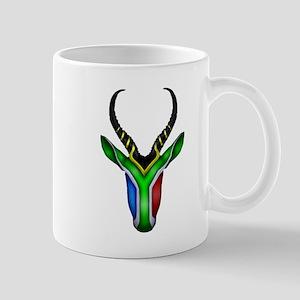 Springbok Flag Mug