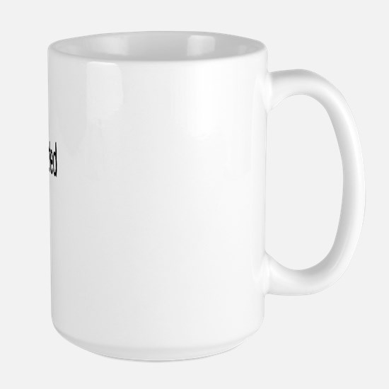 shiny object Large Mug
