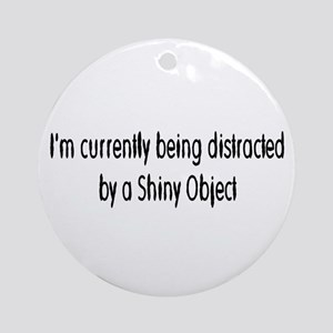 shiny object Ornament (Round)