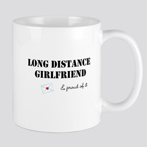 Long Distance Girlfriend Mug