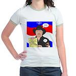 Diet Plan Jr. Ringer T-Shirt