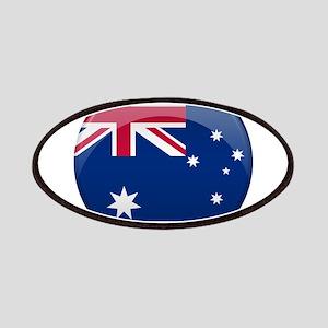 Australian Button Patches