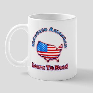 Educate America Mug
