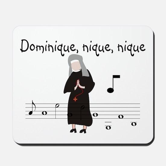 Dominique.PNG Mousepad