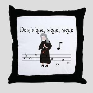 Dominique Throw Pillow