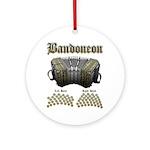Bandoneon 2 Ornament (Round)