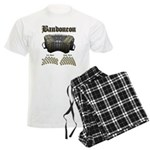 Bandoneon 2 Men's Light Pajamas