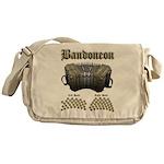Bandoneon 2 Messenger Bag