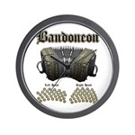 Bandoneon 2 Wall Clock