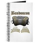 Bandoneon 2 Journal