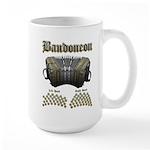 Bandoneon 2 Large Mug