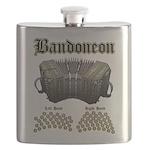 Bandoneon 2 Flask