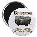 Bandoneon 2 Magnet
