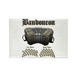 Bandoneon 2 Rectangle Magnet (10 pack)