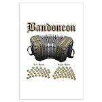 Bandoneon 2 Large Poster