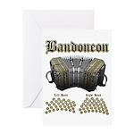 Bandoneon 2 Greeting Card