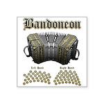 Bandoneon 2 Square Sticker 3