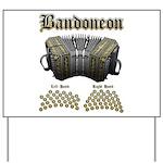 Bandoneon 2 Yard Sign