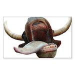 cowheadMoreColor Sticker (Rectangle 50 pk)