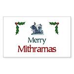 merryMithramas Sticker (Rectangle 50 pk)