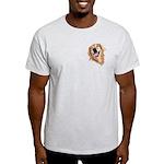 """Light """"Dutchess the Dog"""" T-Shirt"""
