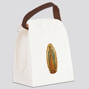 Our Lady of Guadalupe Canvas Lunch Bag