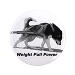 """Weight Pull Power 3.5"""" Button (100 pack)"""