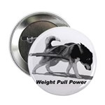 """Weight Pull Power 2.25"""" Button (10 pack)"""