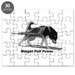 Weight Pull Power Puzzle
