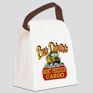 Most Precious Cargo Canvas Lunch Bag