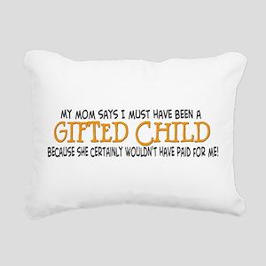 gifted Rectangular Canvas Pillow