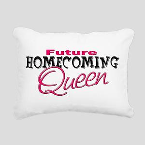 homecoming Rectangular Canvas Pillow