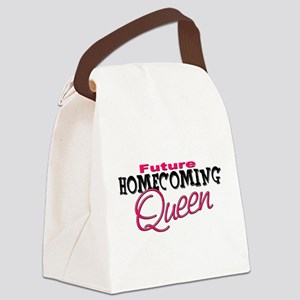 homecoming Canvas Lunch Bag