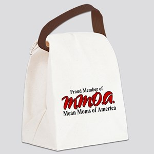 meanmoms Canvas Lunch Bag