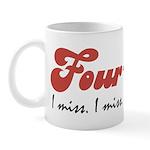 Four-Jack Mug